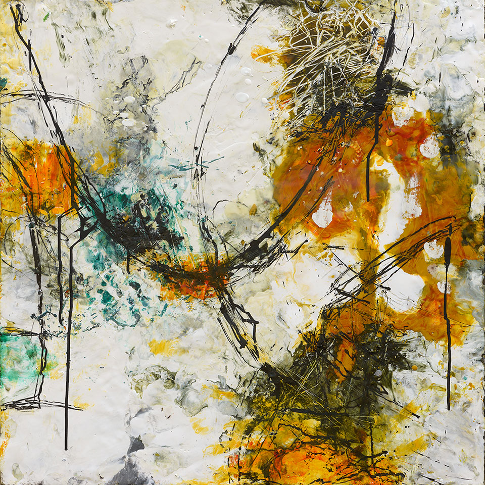 Other - Encaustic Mixed Media on Panel